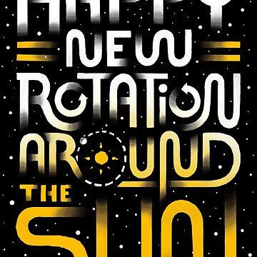 Feliz nueva rotación alrededor del sol de c0y0te7