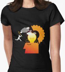 Assembling-Innovations Women's Fitted T-Shirt