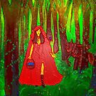 Red Riding Hood. by Astal2