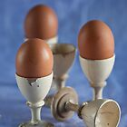 Eggs by Ilva Beretta