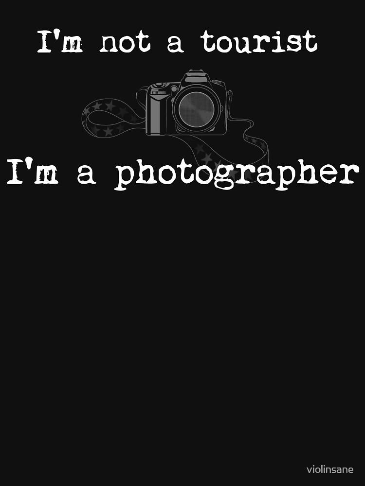 Photographer by violinsane