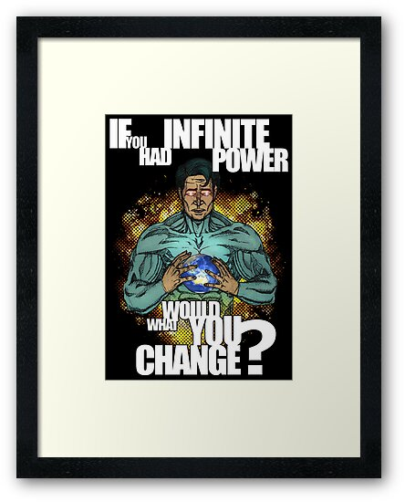 Infinite Power by Michael Lee