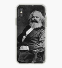 Karl Marx (best quality) iPhone Case