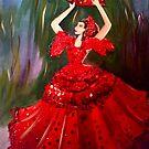 Flamenco Ballet. by Astal2