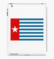 Flag of Free Papua Movement  iPad Case/Skin