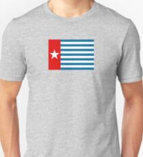 Flag of Free Papua Movement  T-Shirt
