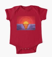 Pacifica original painting Kids Clothes