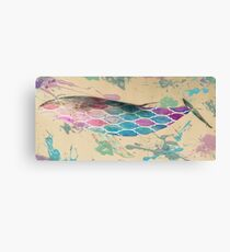 Herbert the Whale Canvas Print
