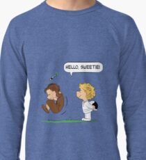 Hello, Sweetie Lightweight Sweatshirt