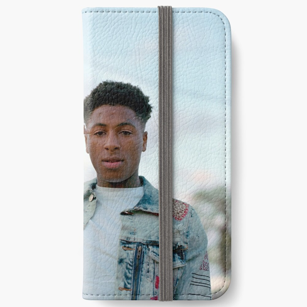 Youngboy iPhone Flip-Case