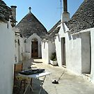 A Road To The Trulli Houses by ciaobella2u