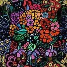 Flower Power by printsisters