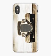 1933 Ford Coupe Lomo © iPhone Case/Skin