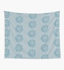 Every Blizzard Starts With A Single Snowflake  Wall Tapestry