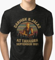 Darmok and Jalad At tanagra Tri-blend T-Shirt