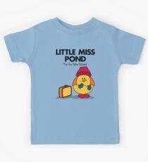 Little Miss Pond Kids Tee