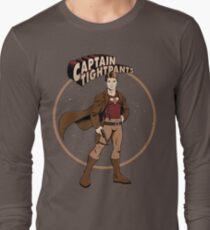 Captain Tightpants Long Sleeve T-Shirt