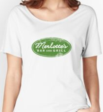 Merlotte's Bar and Grill Women's Relaxed Fit T-Shirt