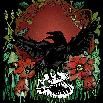 Raven's Lair von lunaelizabeth