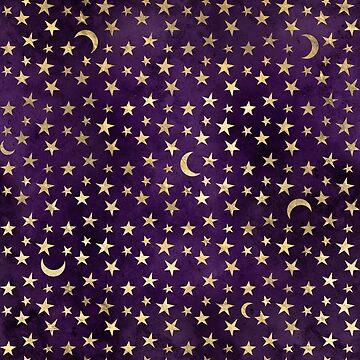 Wizardry Starry Night by 4Craig