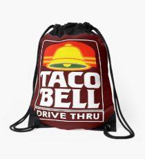 Mochila saco Taco Bell Drive Thru (retro)