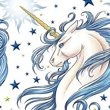 Unicorns...   by SharpTattoos