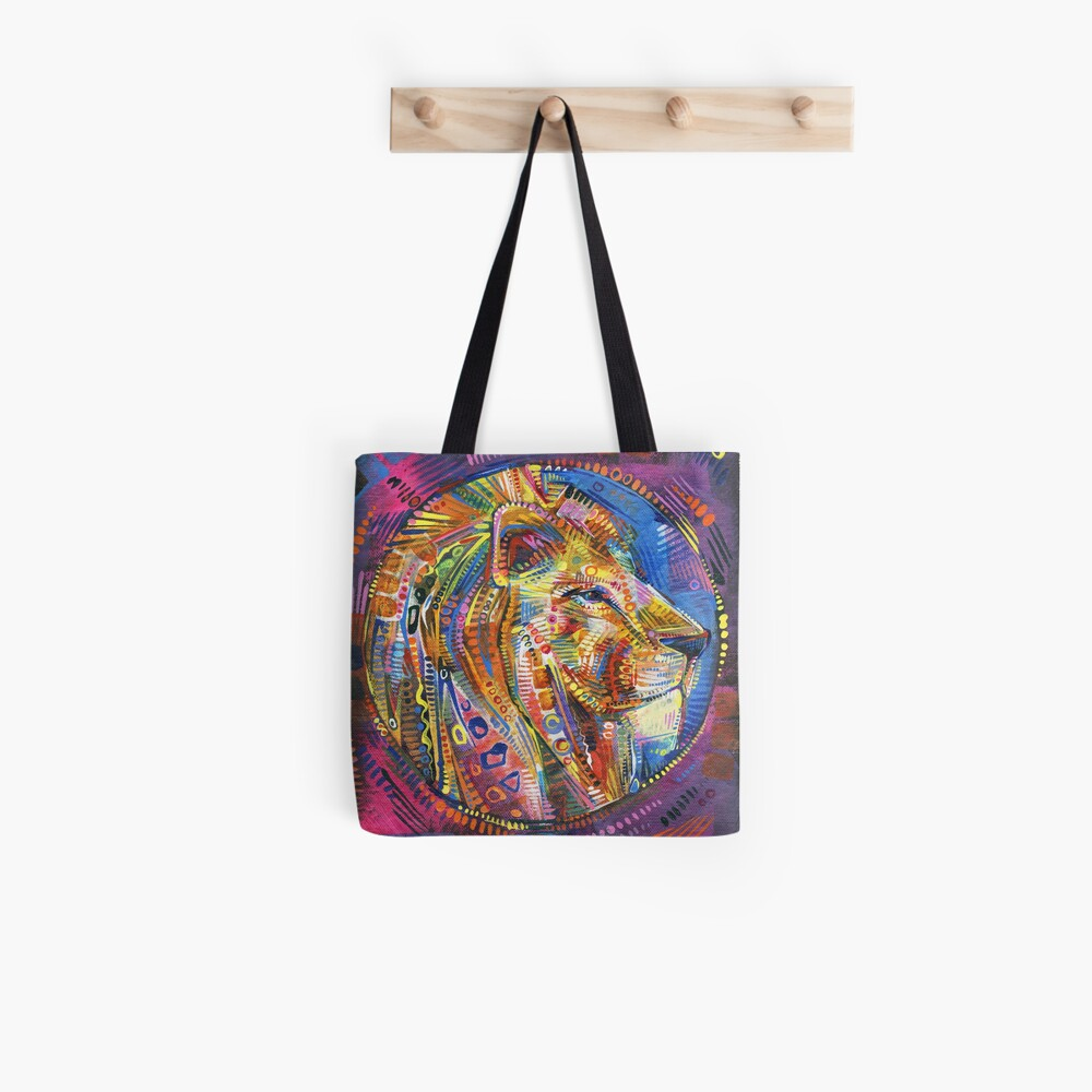 Protector painting - 2015 Tote Bag