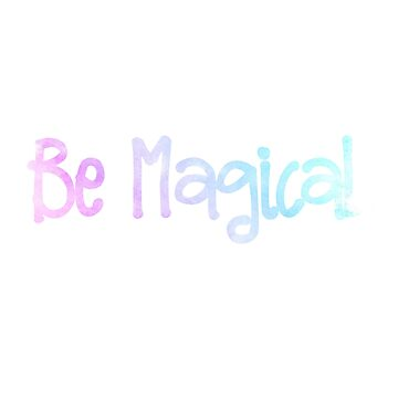 Be Magical- light by Designs111