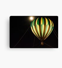 Take me away to the Woodlands Canvas Print