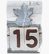 Maple Leafs Forever Poster