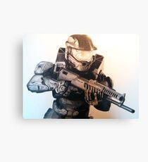 Master Chief- Halo Canvas Print