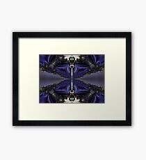 The Pool of Projection Framed Print