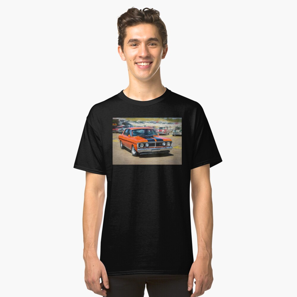Red XY Ford Falcon 351GT Classic T-Shirt