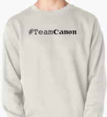 #teamcanon Pullover