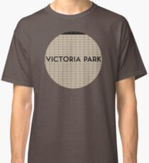 VICTORIA PARK Subway Station Classic T-Shirt