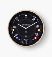 Klassische Mini Cooper S Uhr Uhr
