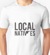 Local Natives Logo T-Shirt