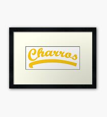 Charros  Framed Print