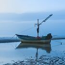Serene morning, Hua Hin, Thailand by Andrew Croucher