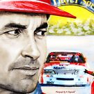 Peter Brock 051 by kevin Chippindall