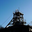 coalmine in silhouette by fallout-photo