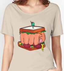 Knuckle Samich! Women's Relaxed Fit T-Shirt