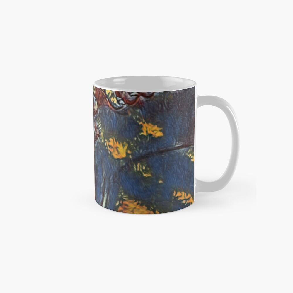 the beauty of kissing Mug