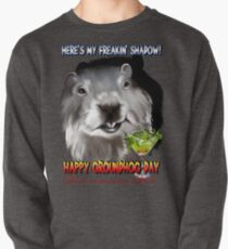 Punxsutawney Phil's Shadow Pullover