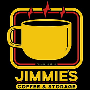 Jimmie's Coffee by 14Eight