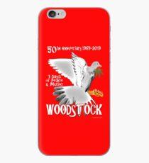 Woodstock 50th Anniversary iPhone Case