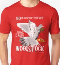 Woodstock 50th Anniversary Slim Fit T-Shirt