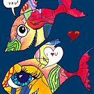 Be My Valentine I Love You  by Juhan Rodrik