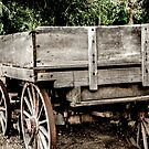 Wagon by Kris10Tee