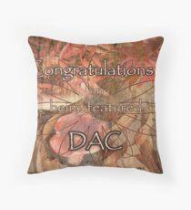 Banner for Digital Art Compilations Throw Pillow